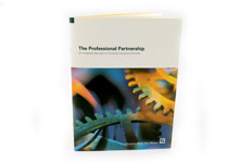 The Professional Partnership Pocket Brochure